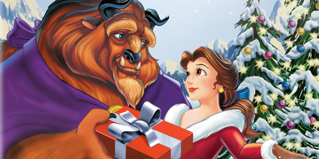 Beauty And The Beast Enchanted Christmas What S On Disney Plus