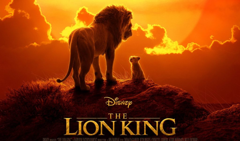 new lion king trailer released at the oscars