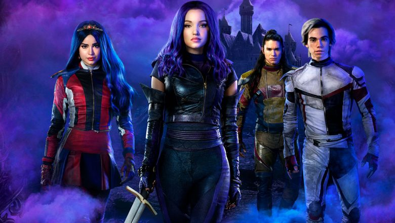 Descendants 3 Disney Plus Germany