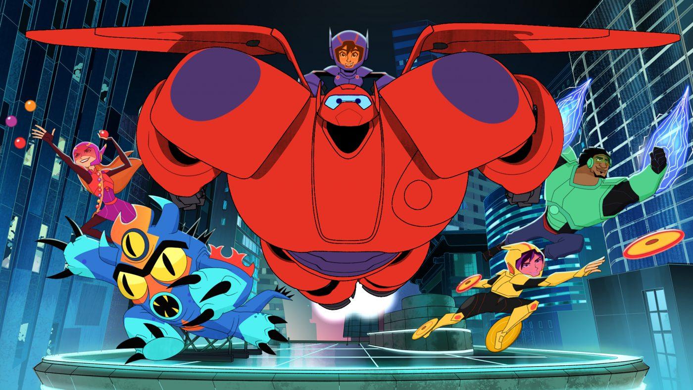 Disney Channel Orders Third Season Of Big Hero 6 The Series What S On Disney Plus