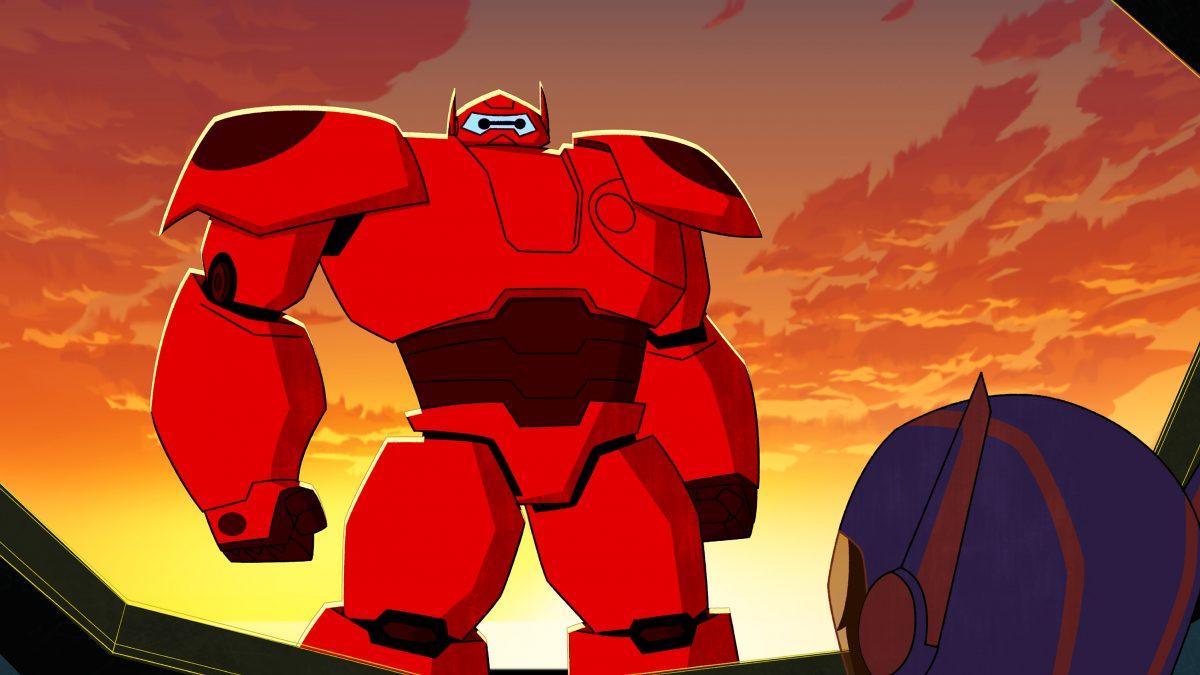 Disney Channel Orders Third Season Of 'Big Hero 6: The