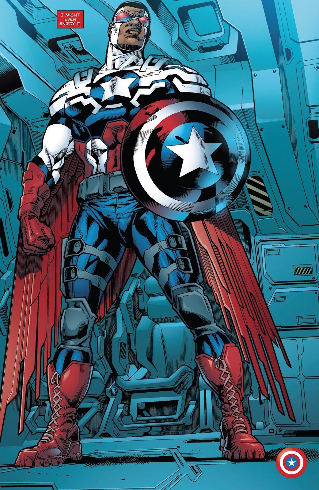 Marvel Avengers: Endgame Teases Falcon & Winter Soldier