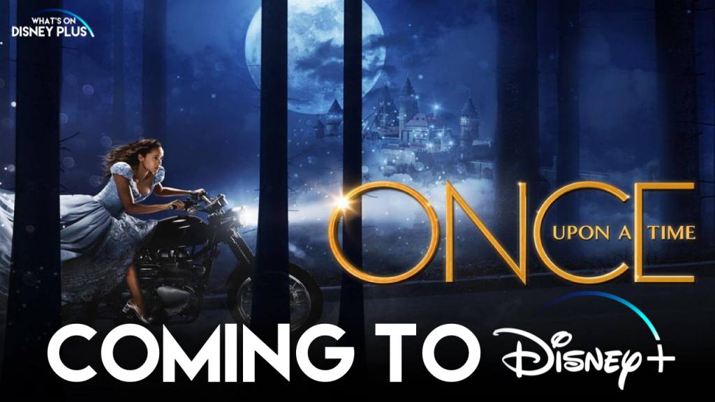 Once Upon A Time Is Coming To Disney What S On Disney Plus