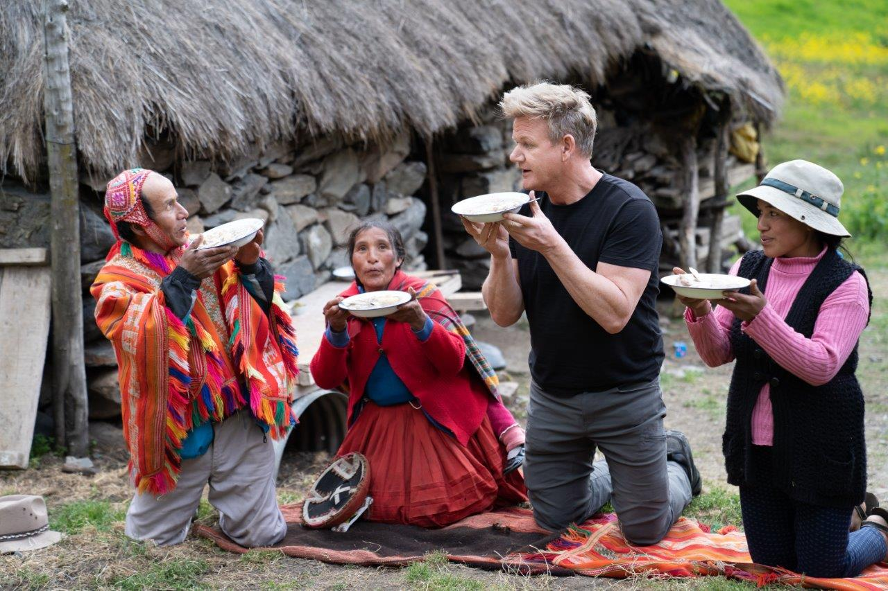 New Episodes Of Gordon Ramsay: Uncharted Announced | What ...