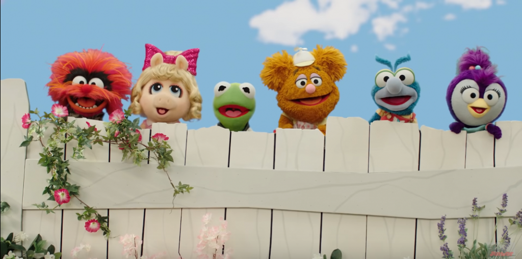 First Look At New Muppet Babies Shorts What S On Disney Plus