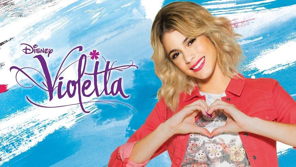 Disney Channel Violetta Live