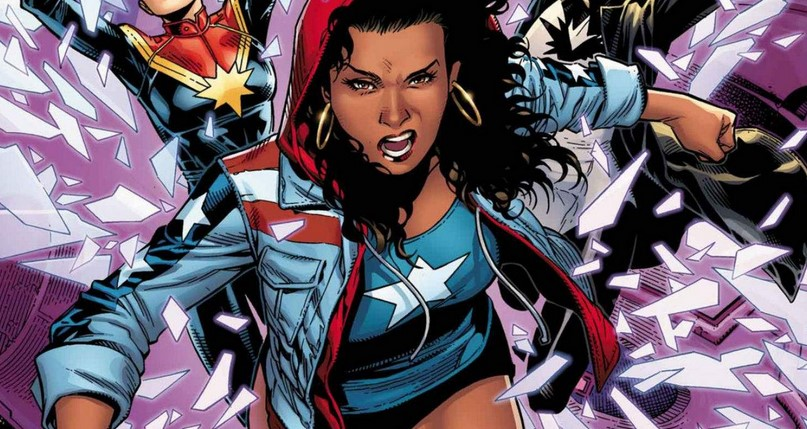 Miss America America Chavez Rumored To Be Coming To Disney+ | What's On  Disney Plus
