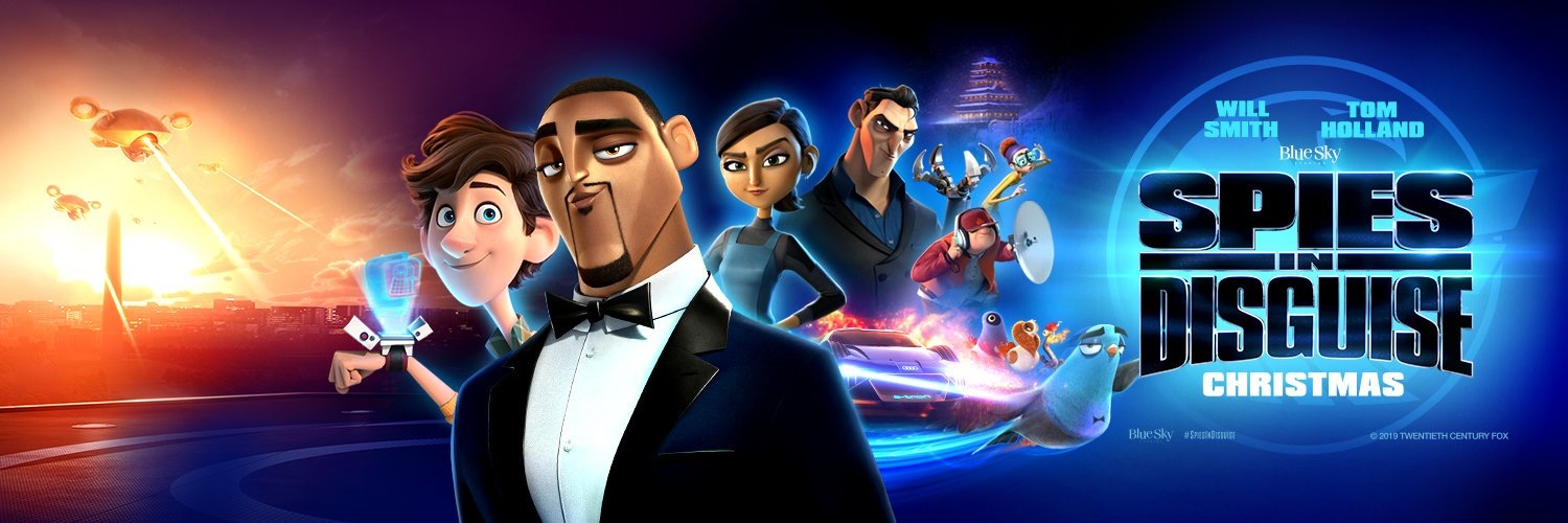 Image result for spies in disguise