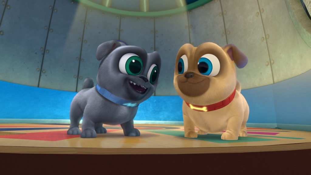 Disney S Puppy Dog Pals Returning For Fourth Season What S On Disney Plus