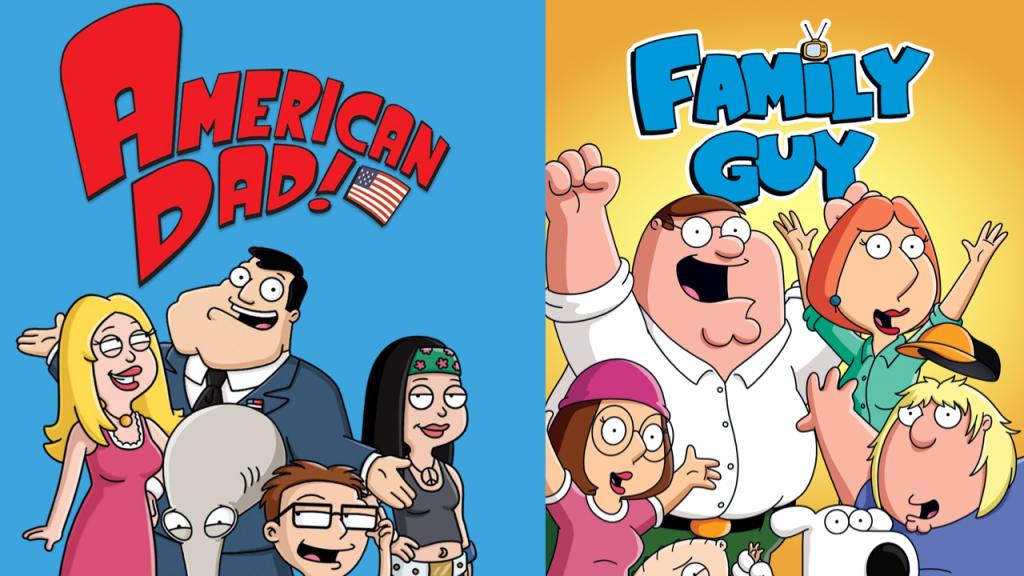 Dad Guy American Family American Dad