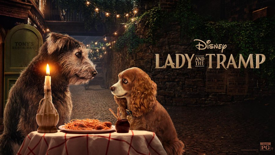 Lady And The Tramp What S On Disney Plus