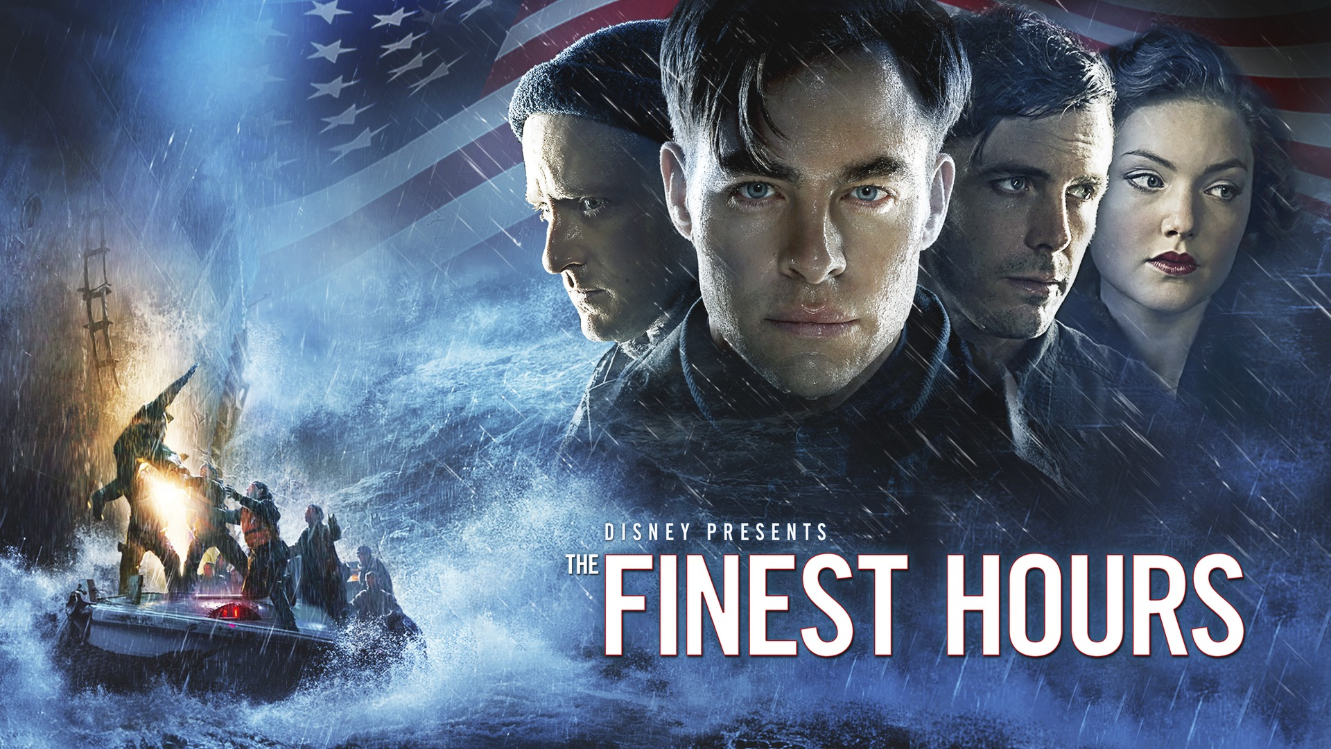What's New On DisneyLife | The Finest Hours | October 12th 2019 ...
