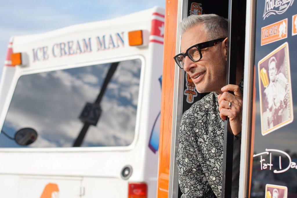 The World According To Jeff Goldblum – Episode 102 Ice Cream Review |  What's On Disney Plus