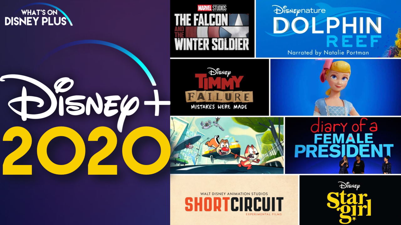 What Disney+ Originals Are Coming In 2020? | What's On