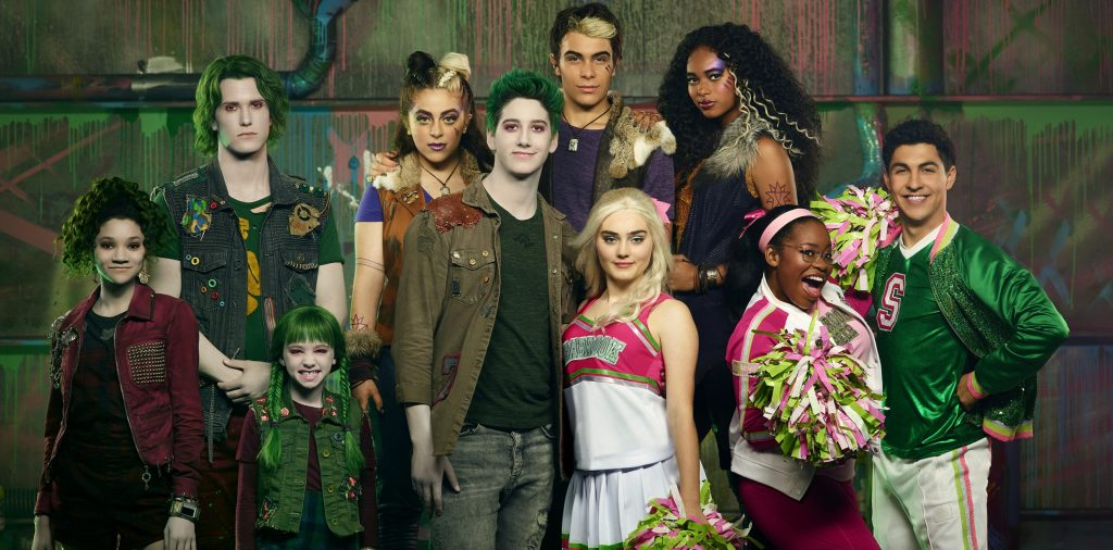 """""""ZOMBIES 2"""" Trailer Released   What's On Disney Plus"""