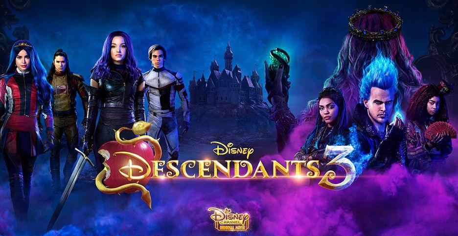 Disney Plus Descendants 3