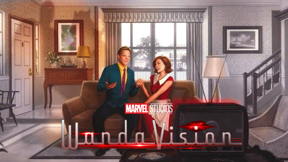 WandaVision Coming To Disney+ In 2020 | What's On Disney Plus