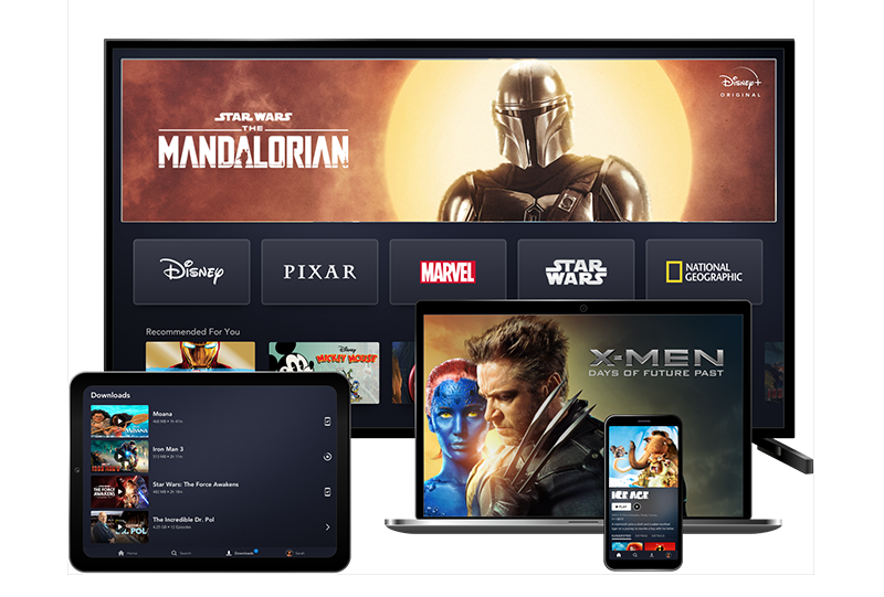 Forget about binging The Mandalorian on Disney+ UK at launch