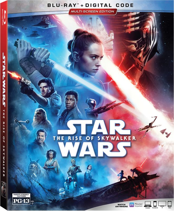 Star Wars: The Rise Of Skywalker Coming Soon To Digital/DVD/Blu-Ray/4K
