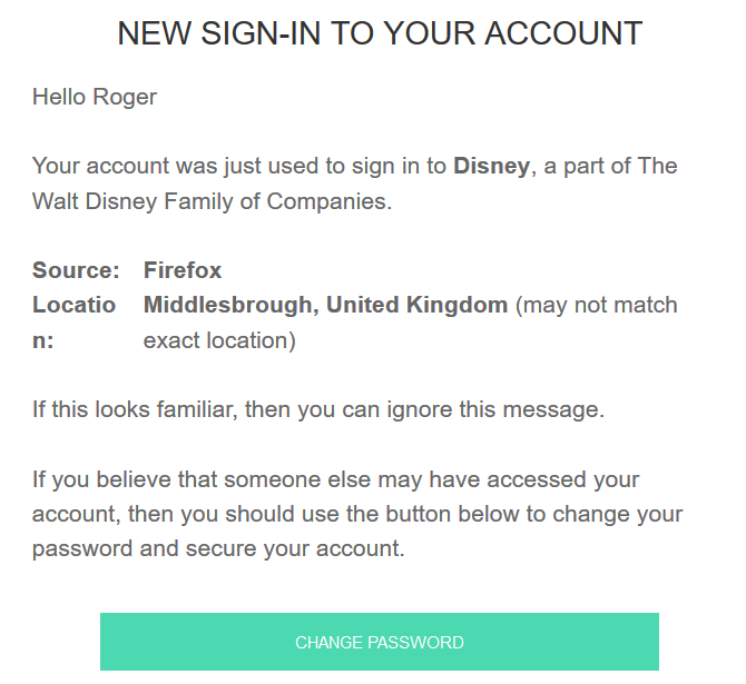 Disney Streaming Services Now Informing Users Of New Sign In S What S On Disney Plus