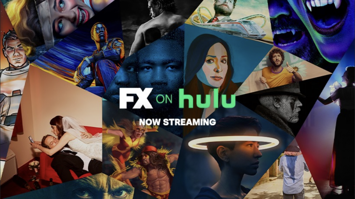 FX On Hulu Launches Today | What's On Disney Plus