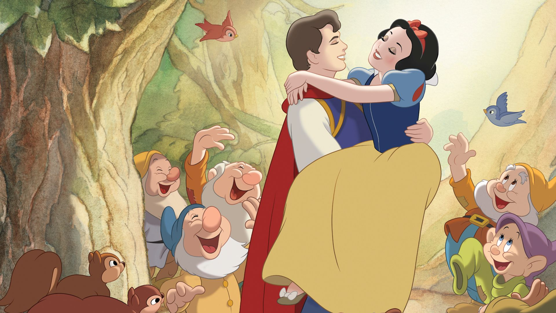 Snow White and the Seven Dwarfs Retro Review | What's On Disney Plus