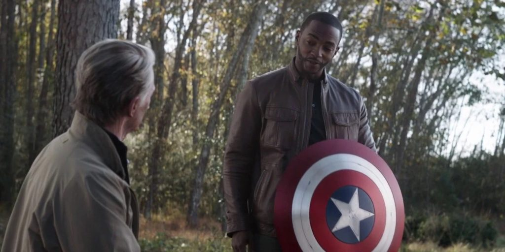 Sebastian Stan Likens Falcon & The Winter Soldier To Captain America 2