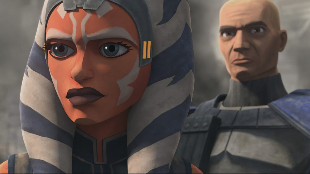 See Ray Park Mo Cap For Clone Wars' Darth Maul/Ahsoka Fight!