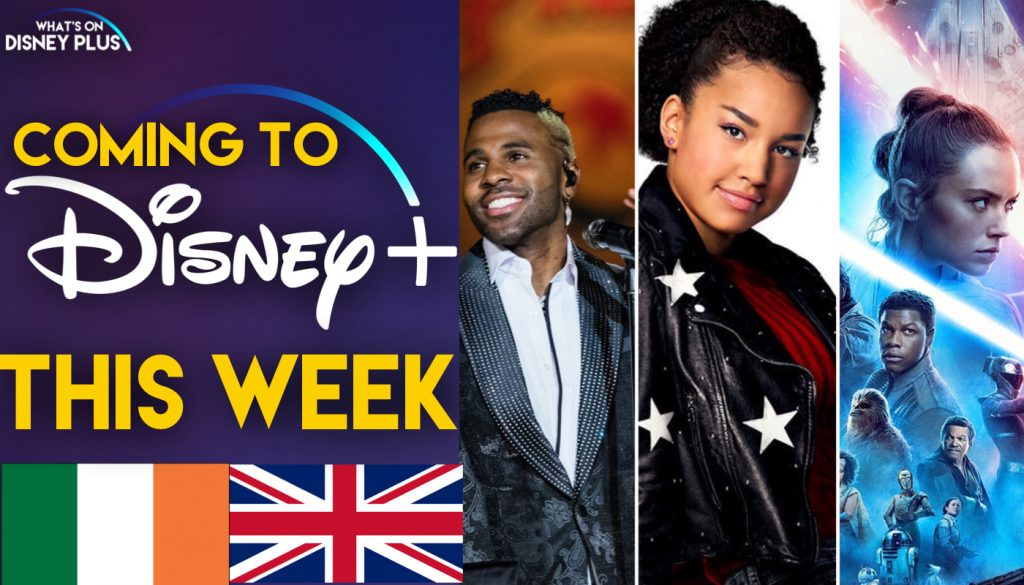 What S Coming To Disney This Week Uk Ireland Star Wars The Rise Of Skywalker Much More What S On Disney Plus