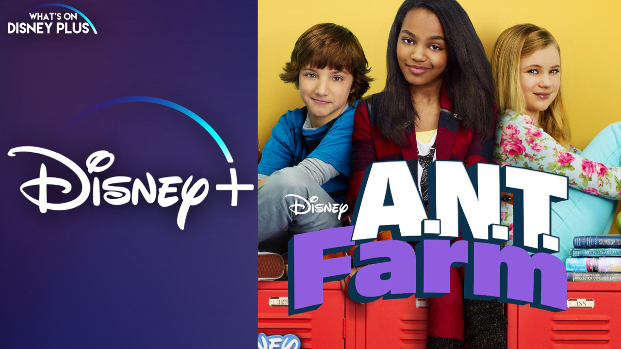 A N T Farm Coming Soon To Disney What S On Disney Plus