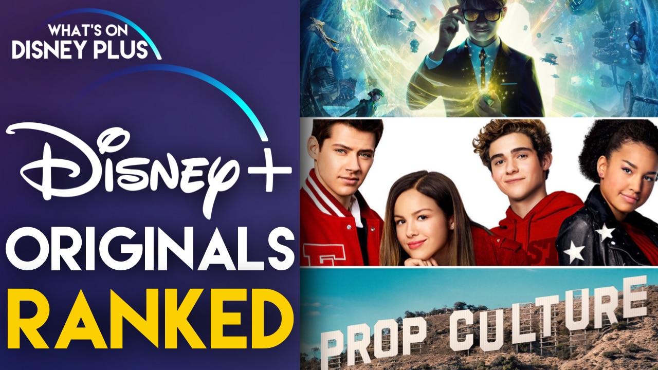 Every Disney Original Ranked Worst To Best What S On Disney Plus