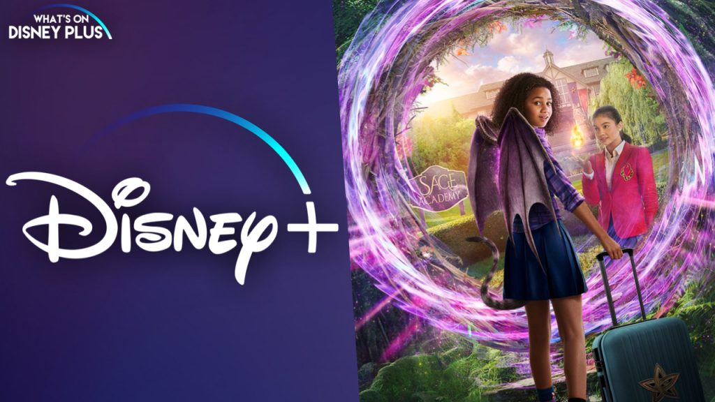 """When Is """"Upside-Down Magic"""" Coming To Disney+? 