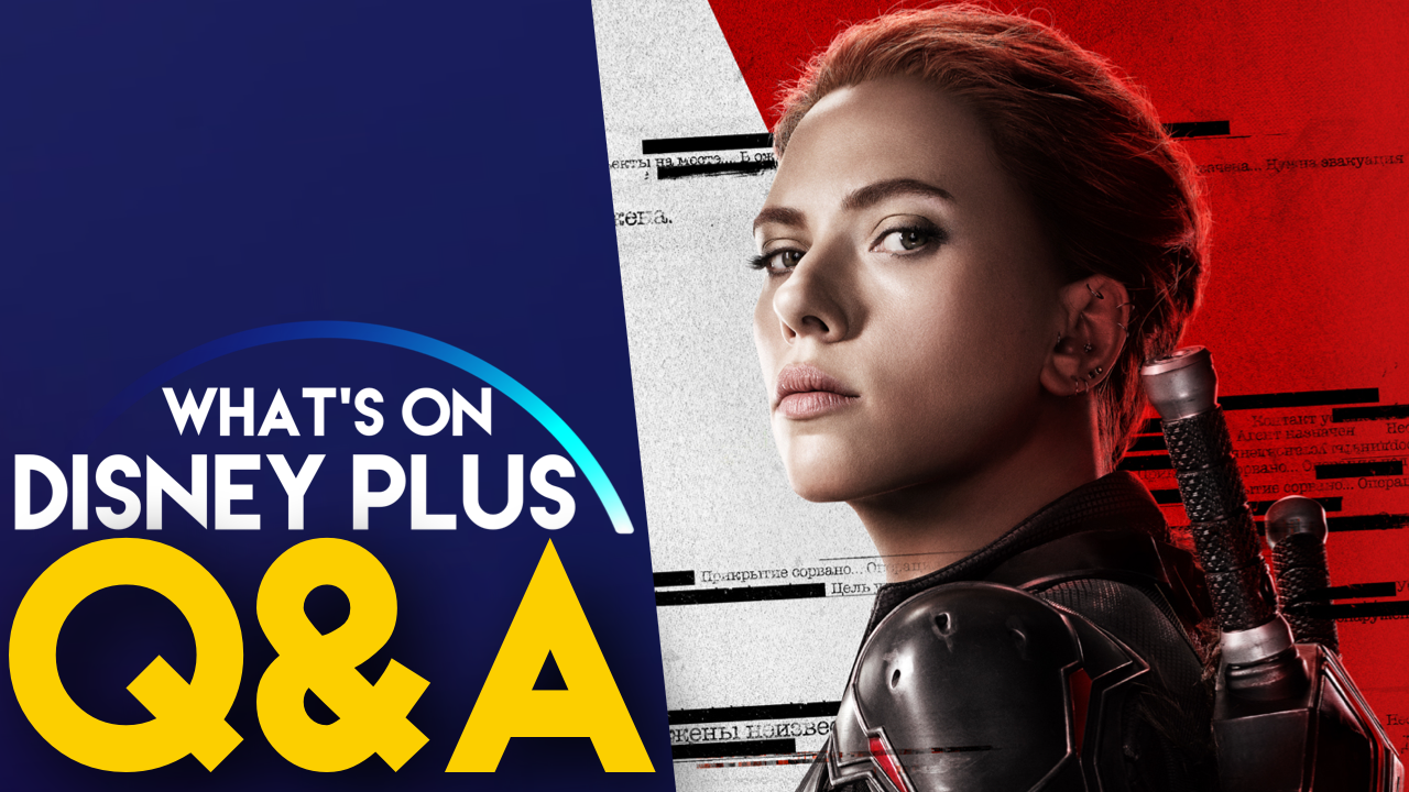 Will Black Widow Go To Disney+ Premier Access? | What's On ...