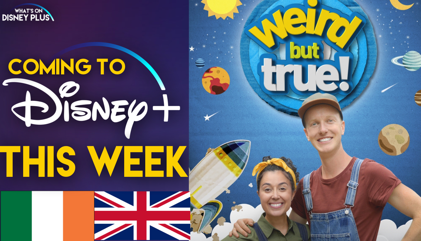 What's Coming To Disney+ In March | What's On Disney Plus