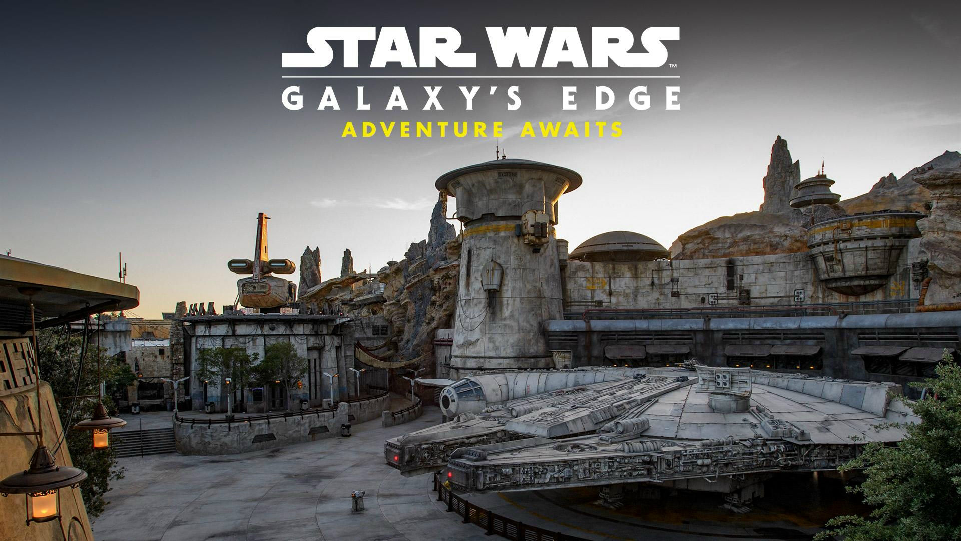 Star Wars Galaxy S Edge Adventure Awaits Review What S On Disney Plus