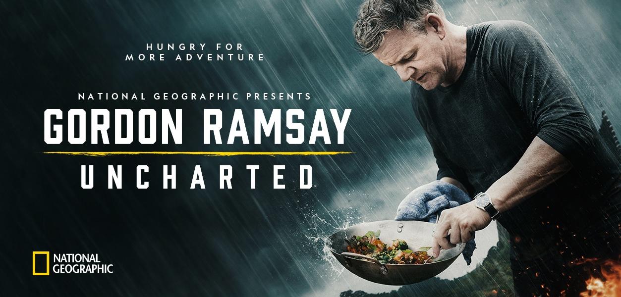 Gordon Ramsay Uncharted Season 3