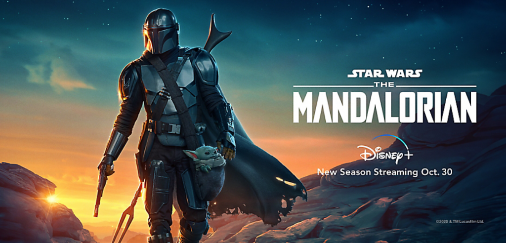 Mandalorian Disney Plus
