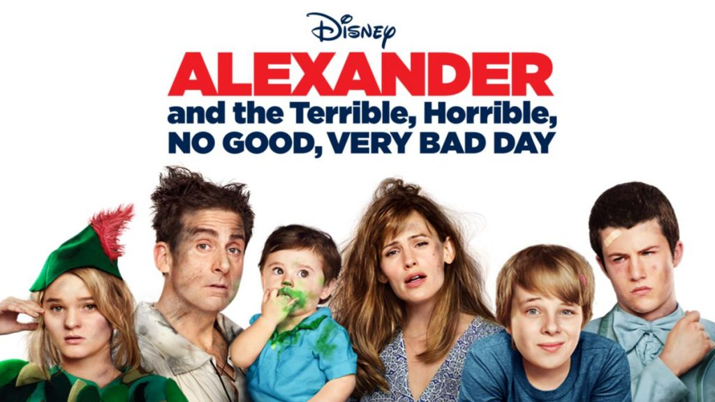 Disney's 'Alexander and the Terrible, Horrible, No Good, Very Bad Day'