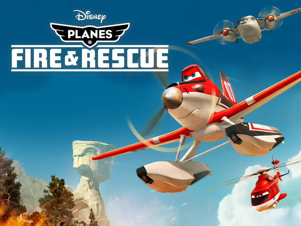 Disney's 'Planes Fire & Rescue'