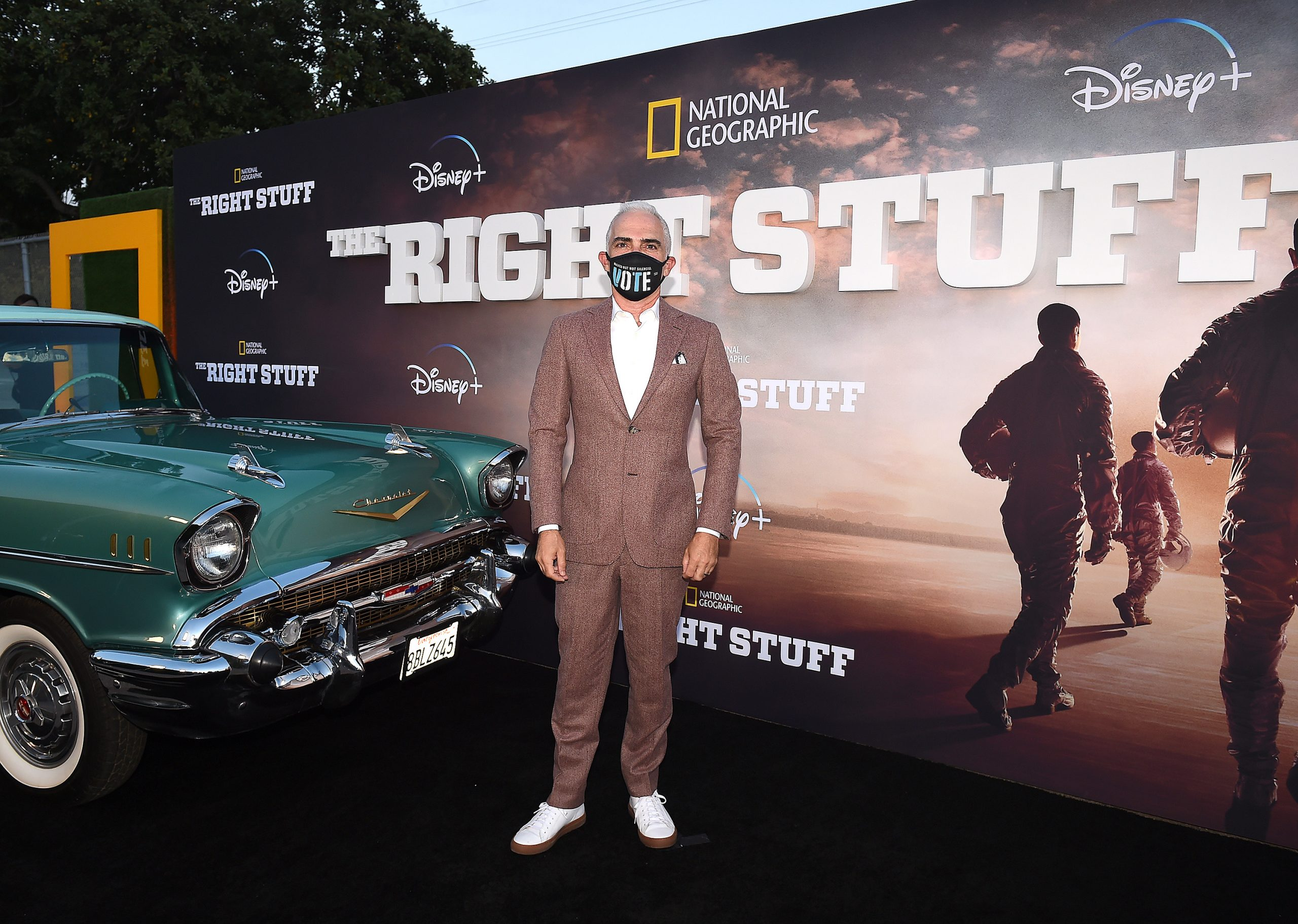 """""""The Right Stuff"""" Drive-In Red Carpet Event Photos 