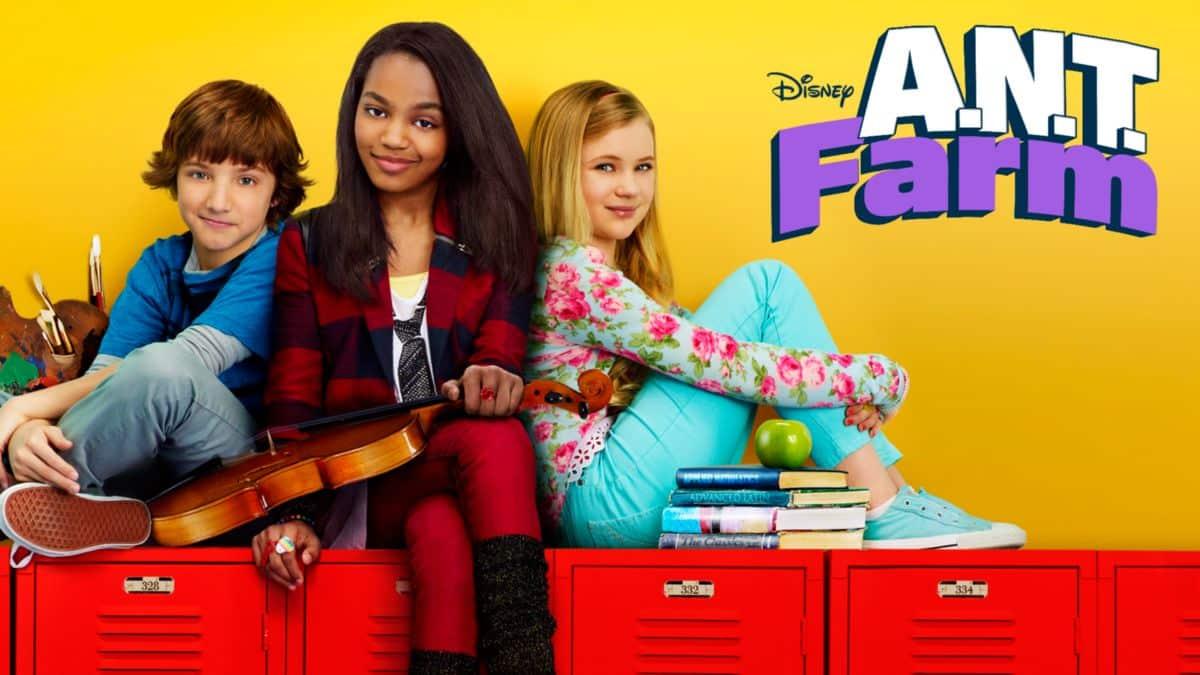 Ant Farm What S On Disney Plus