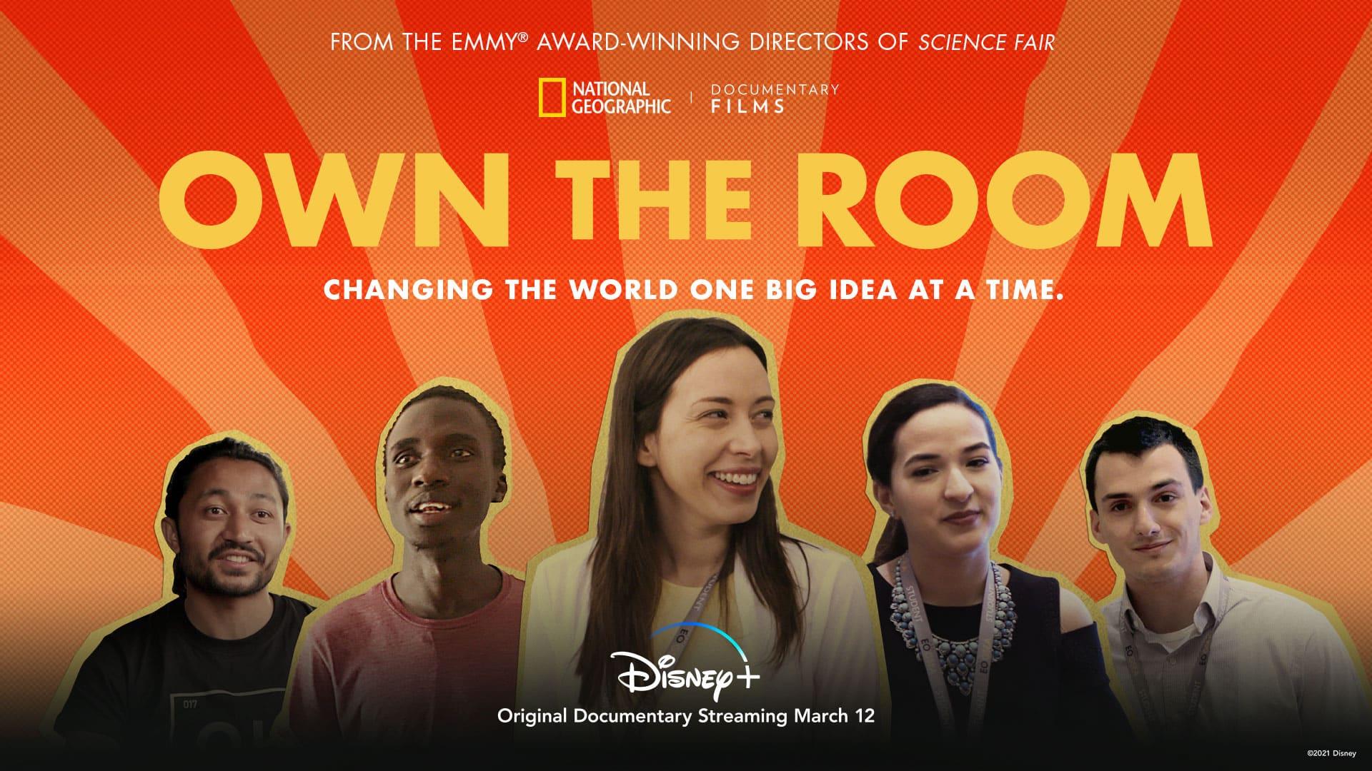 own the room Estrenos de Disney+ marzo 2021