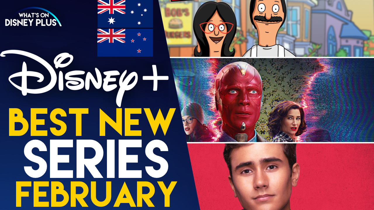 What's Coming To Disney+ In February 2021 (UK/Ireland ...