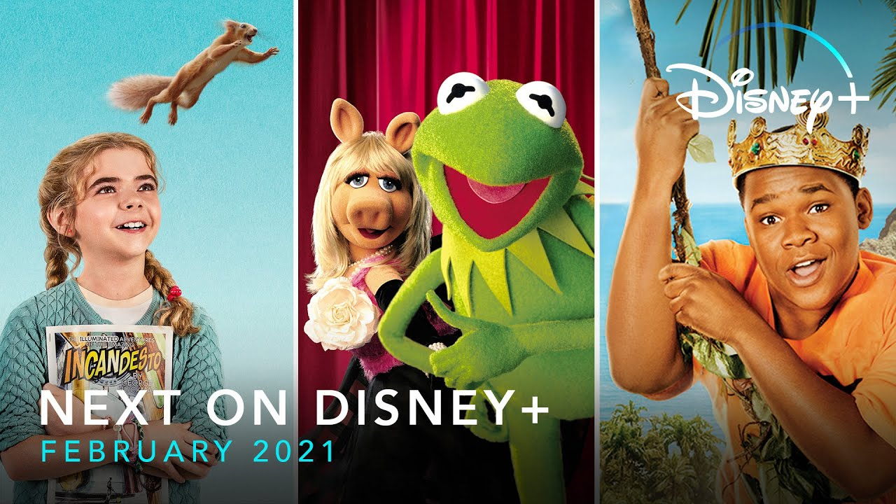 Next On Disney+ - February 2021 Trailer Released   What's ...