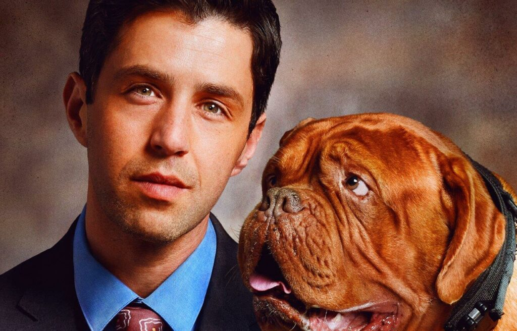 """New """"Turner & Hooch"""" Poster Released 